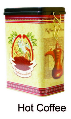 291 Hot Coffee Robusta